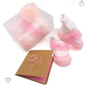 Other - NEW Baby Socks Gift Set